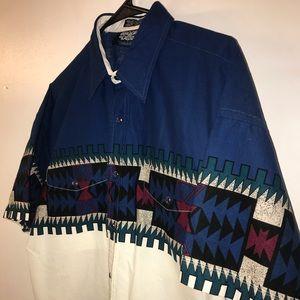 Panhandle Slim Brooks & Dunn Pearl Snap Shirt
